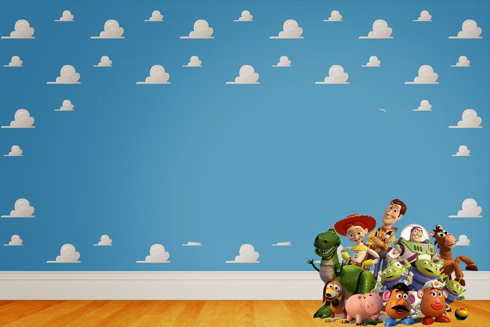 Toy Story 3: Free Printable Invitations. | Downloads | Toy Story - Free Printable Toy Story 3 Birthday Invitations