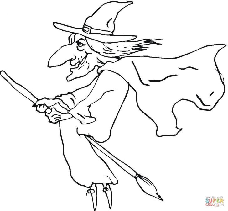 Free Printable Pictures Of Witches