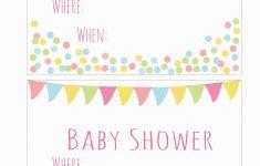 Unique Free Printable Luau Baby Shower Invitations - Free Printable Luau Baby Shower Invitations