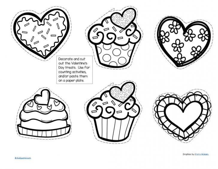 Free Printable Valentine Decorations