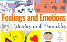 Visual Cards For Managing Feelings And Emotions Free Printables – Free Printable Pictures Of Emotions