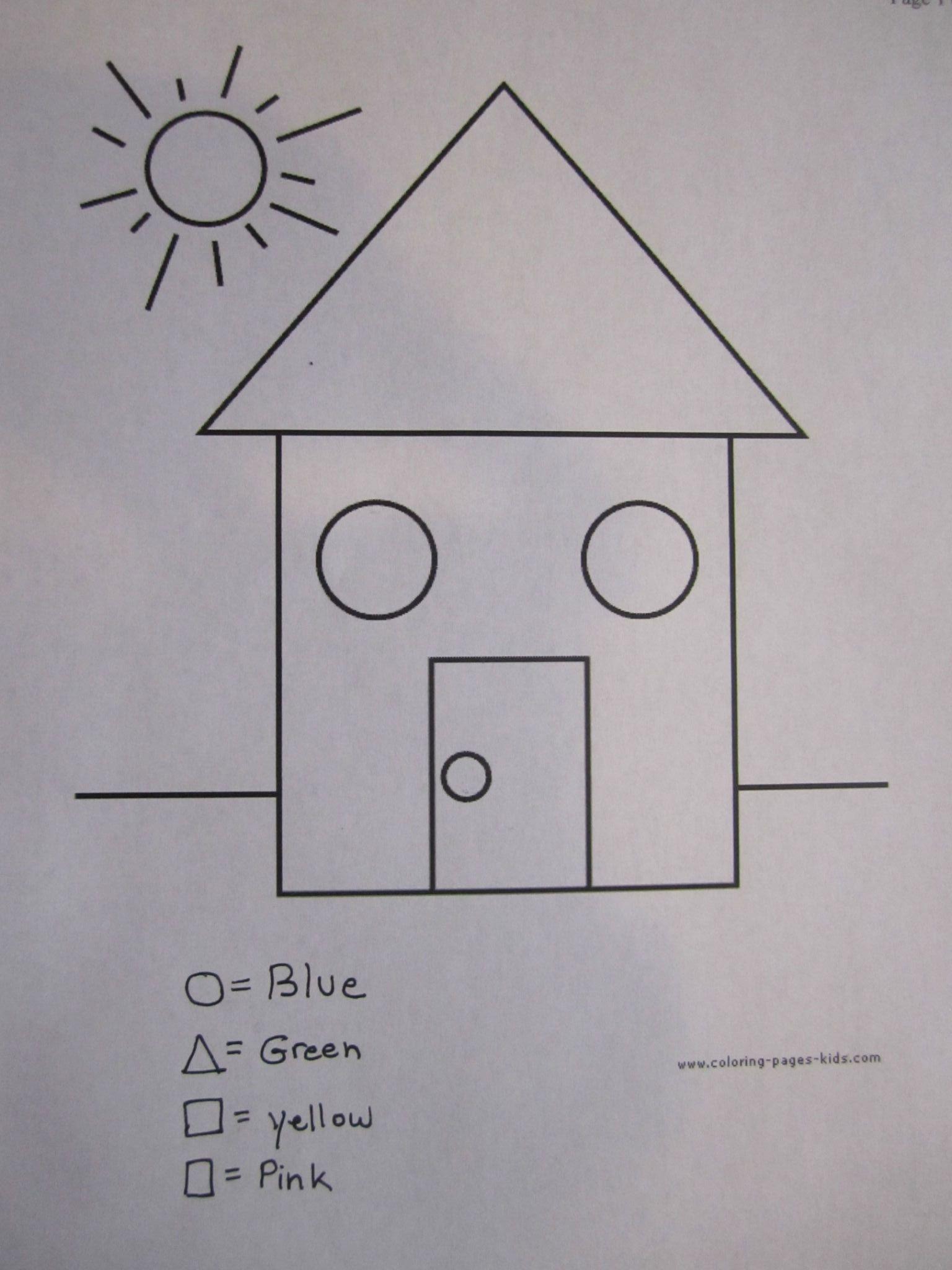 Visual Perceptual Activities: Form Constancy | Ot Ideas | Visual - Free Printable Form Constancy Worksheets