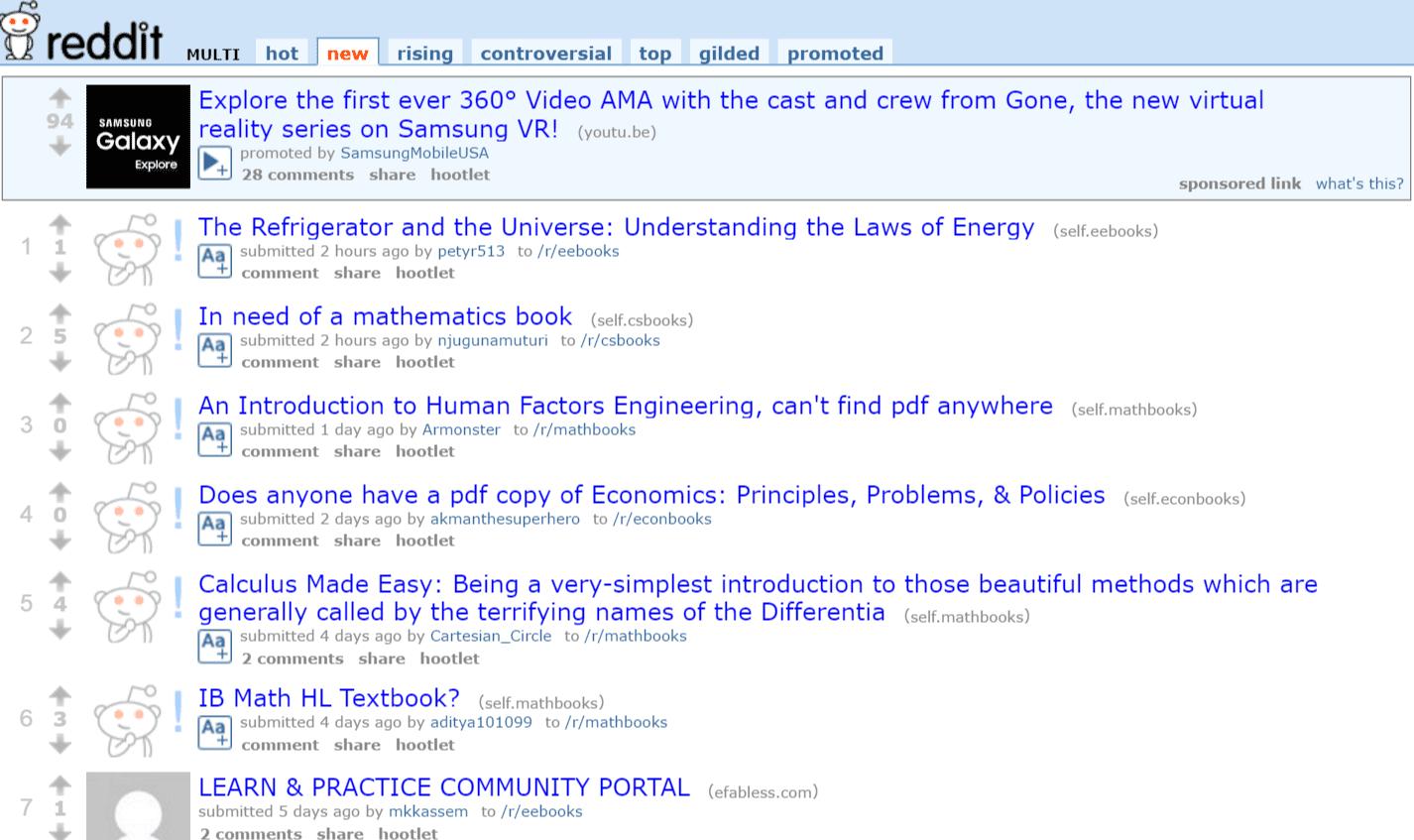 Ways To Find Free Textbooks Online - Free Printable Textbooks