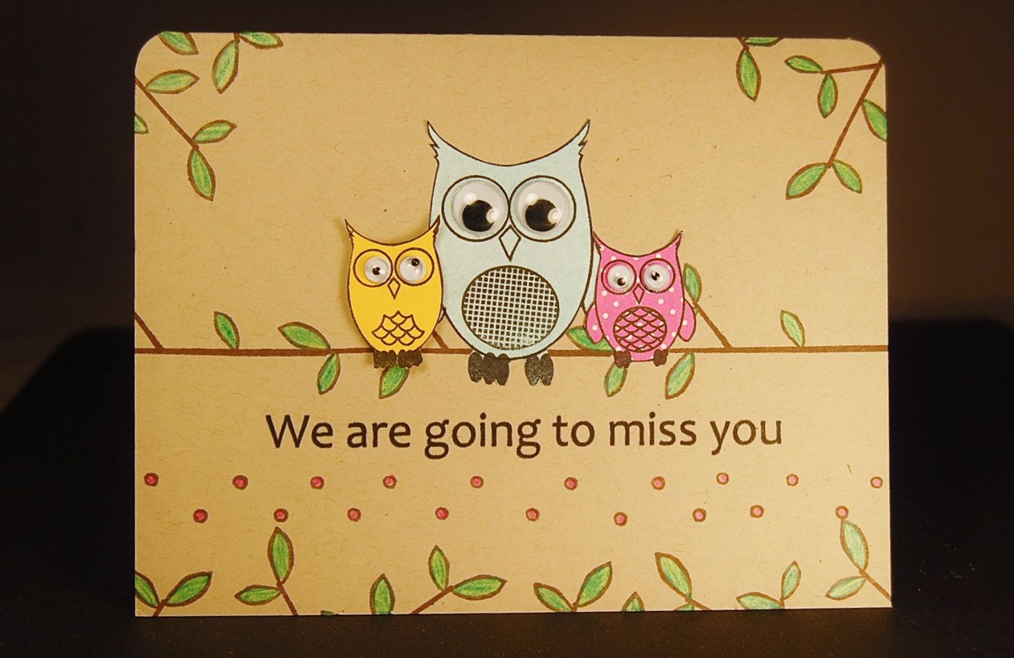 We Will Miss You Quotes For Co Worker. Quotesgram   Adventures In - Free Printable We Will Miss You Greeting Cards