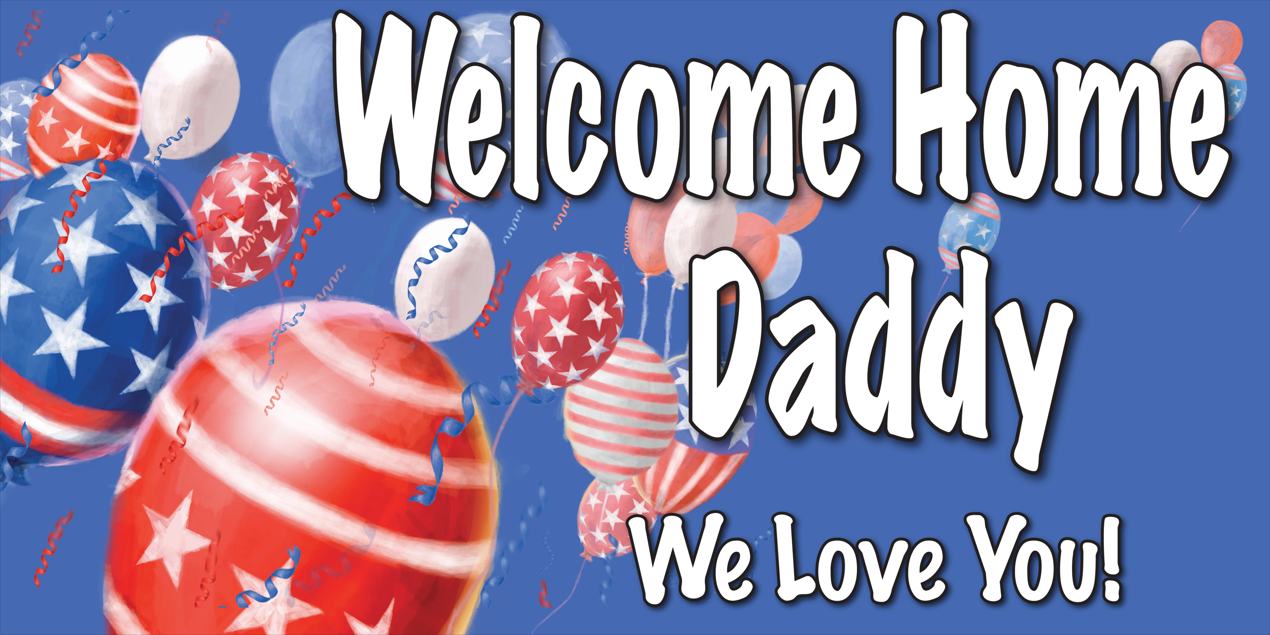 Welcome Home Cards Free Printable | Welcome Home Banners Style #5 - Welcome Home Cards Free Printable