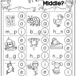 Winter Activities For Kindergarten Free | Kindergarten Literacy   Jolly Phonics Worksheets Free Printable