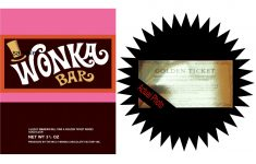 Wonka Bar Template – Home Design Ideas – Home Design Ideas – Free Printable Wonka Bar Wrapper Template