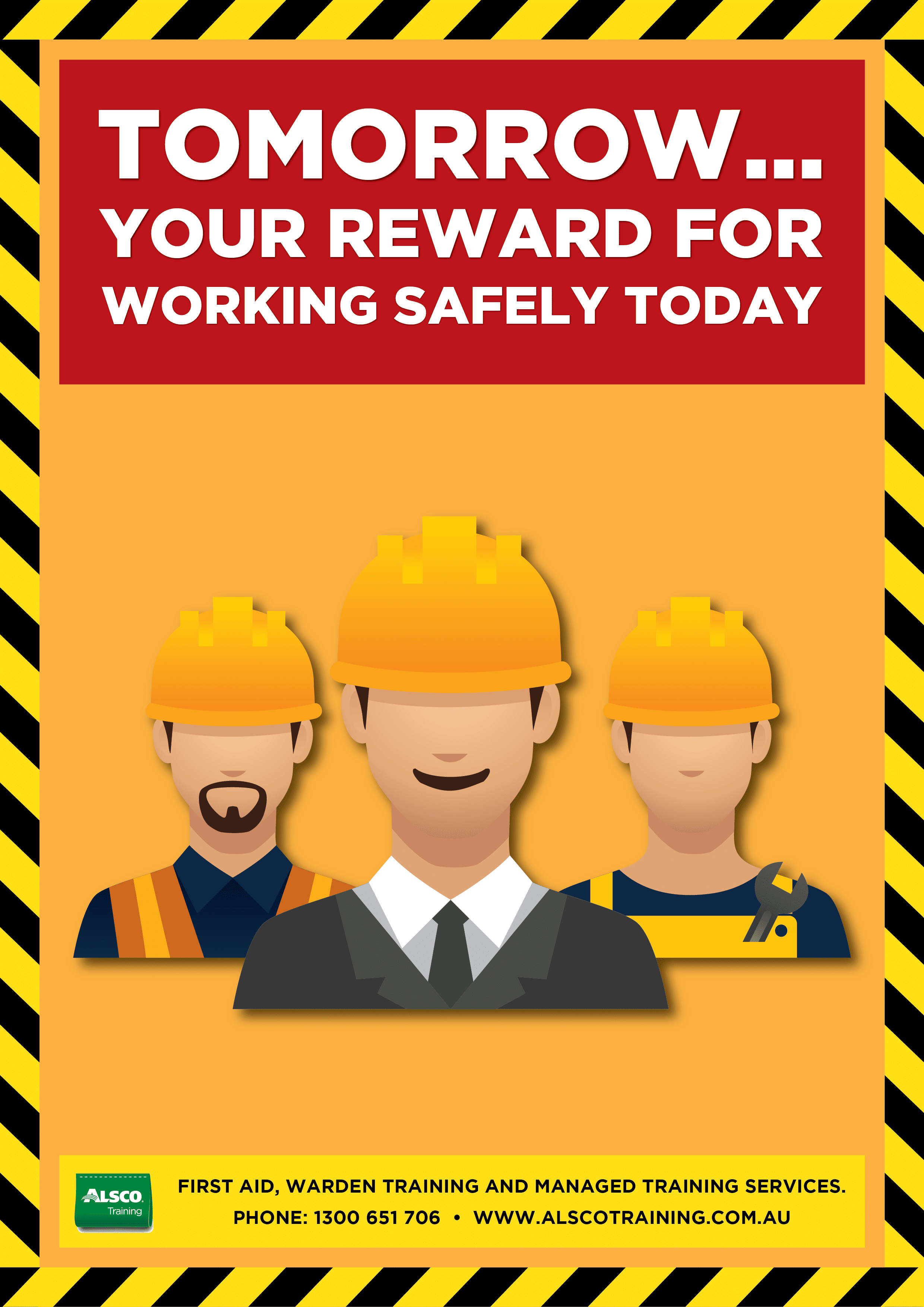 Workplace Safety Posters | Downloadable And Printable | Alsco Training - Printable Posters Free Download