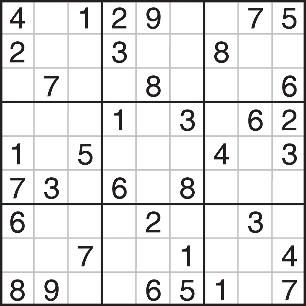 Worksheet : Easy Sudoku Puzzles Printable Flvipymy Screenshoot On - Free Printable Sudoku With Answers