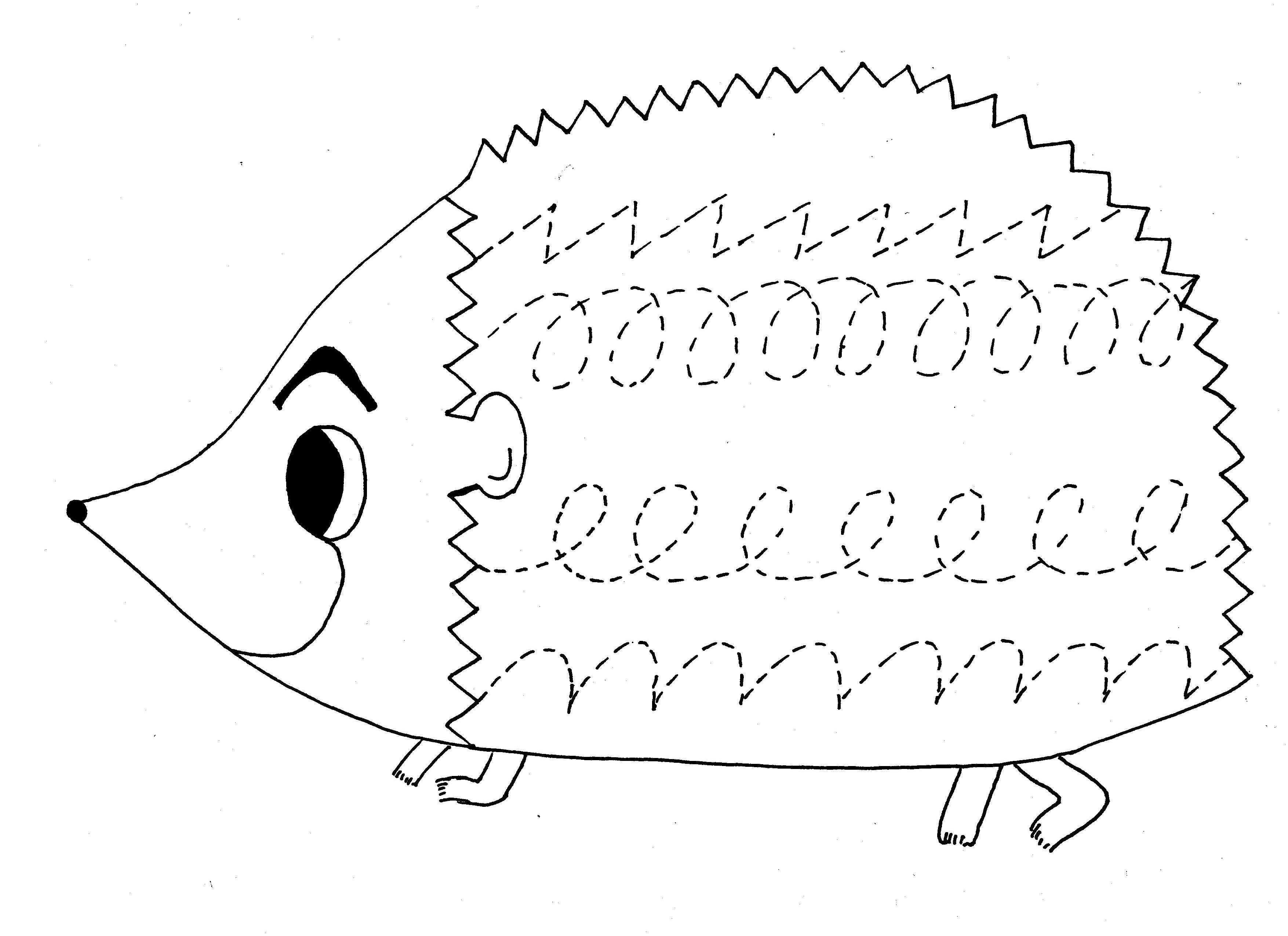 Writing Skills For Preschoolers Worksheet – With Beginning Also Free - Free Printable Fine Motor Skills Worksheets