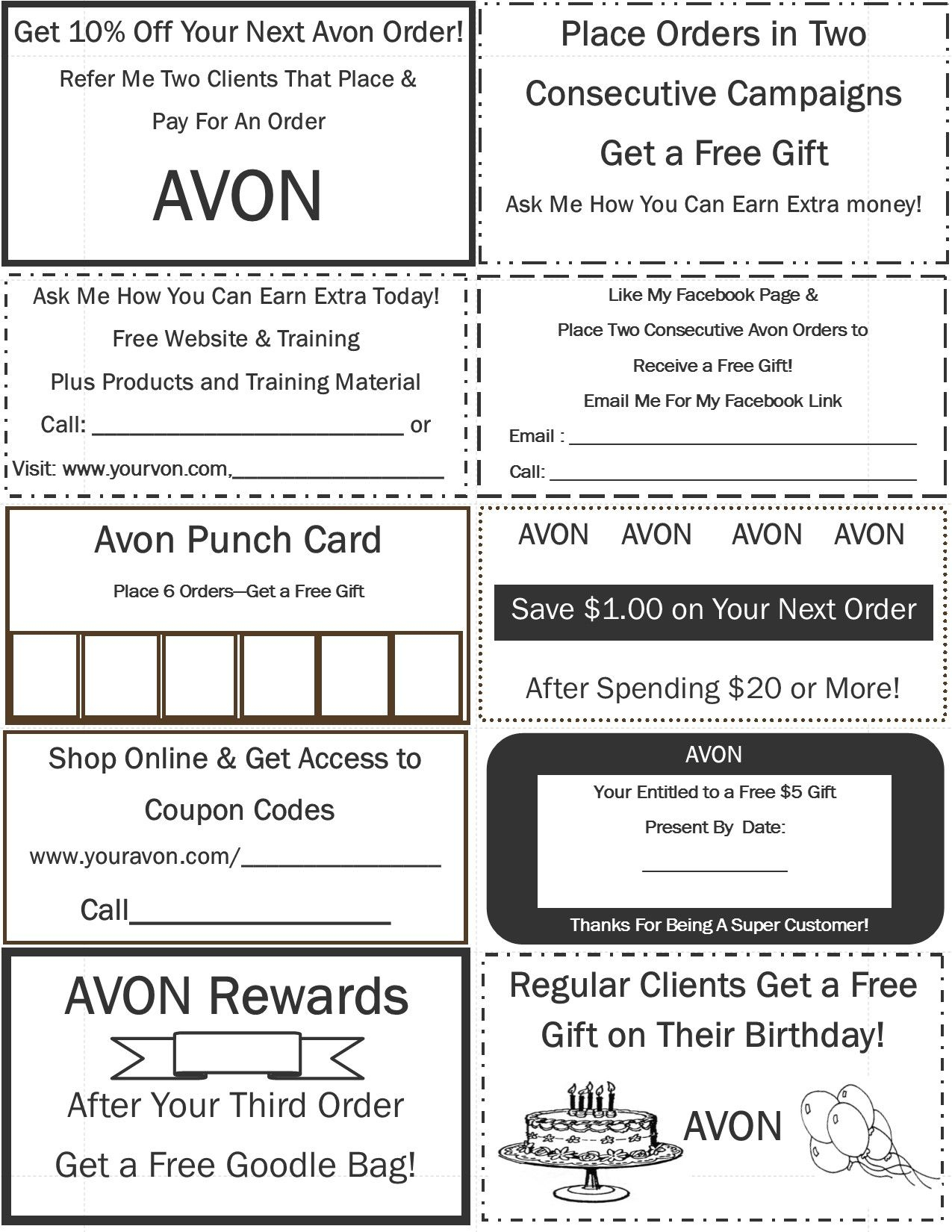 Www.youravon/colleengaffney | Avon In 2019 | Pinterest | Avon - Free Printable Avon Flyers