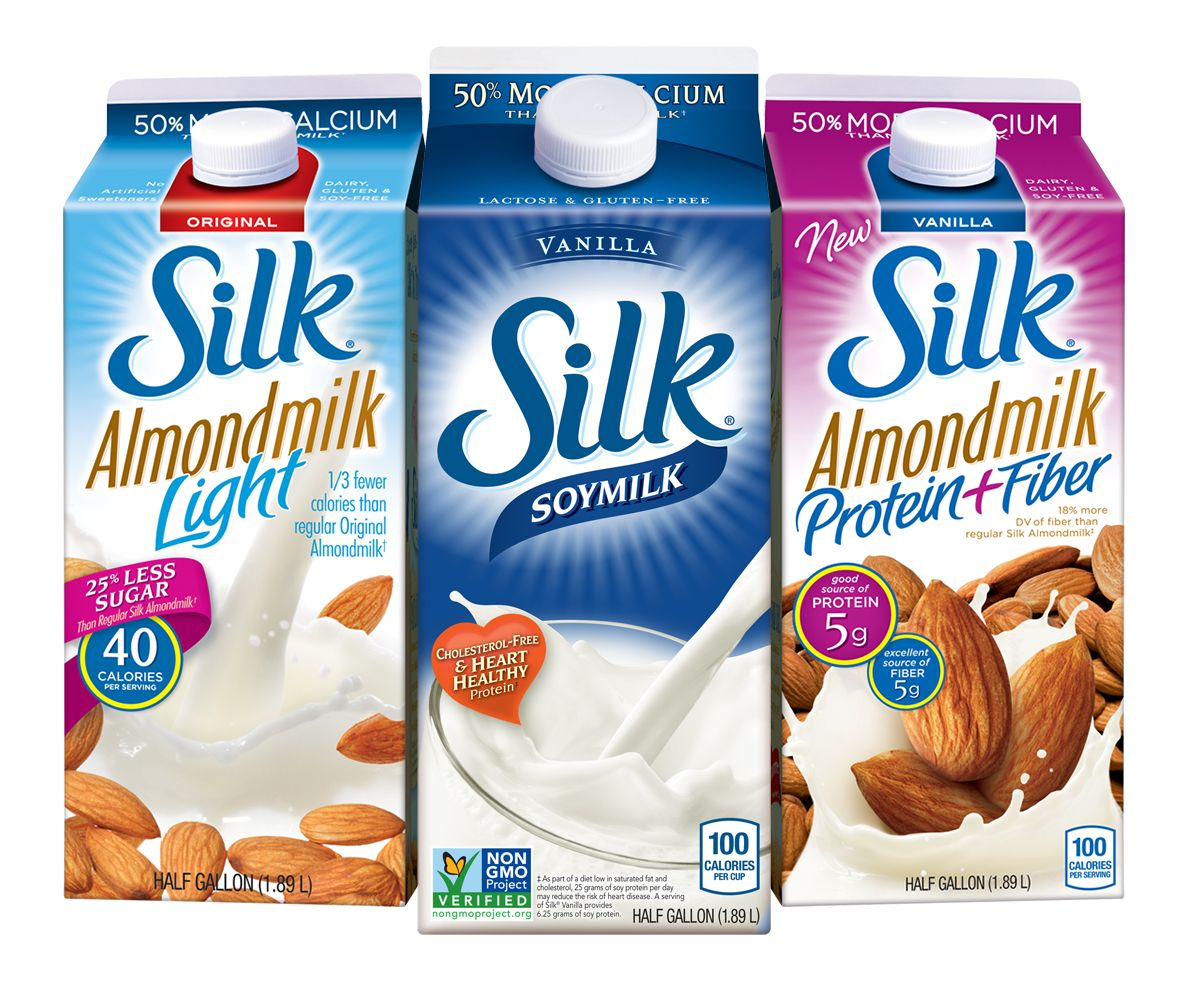 You Can't Do It All | @dreawood | Coupons, Soy Milk, Recipes - Free Printable Silk Soy Milk Coupons