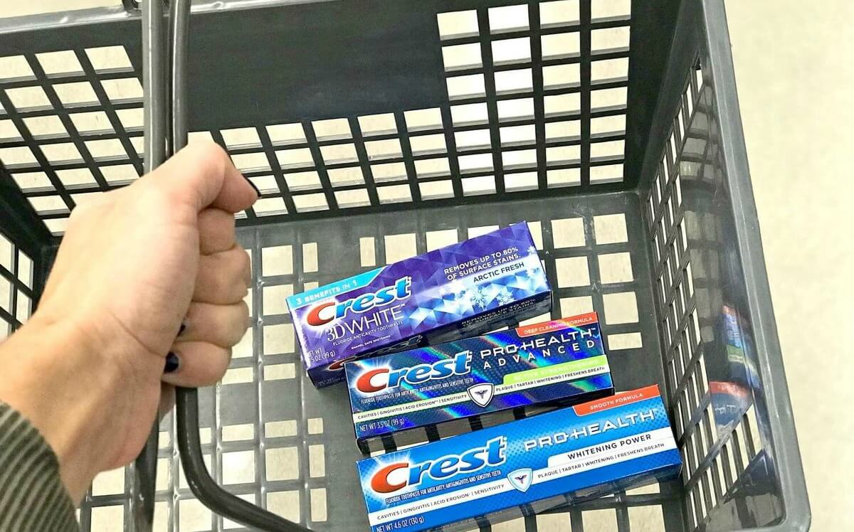 You Don't Want To Miss This Rare $2 Off Crest Coupon In Today's P&g - Free Printable Crest Coupons