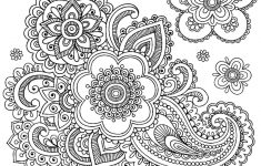 Zen Antistress Free Adult 18 Coloring Pages Printable - Free Printable Zen Coloring Pages